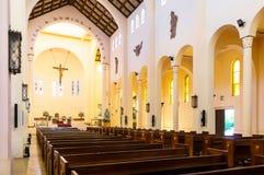 Iglesia Catedral De San Agustin de talki Obraz Royalty Free