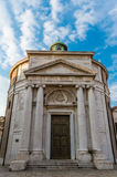 Iglesia Chiesa Evangelica Luterana de Italia Venecia Imagen de archivo libre de regalías