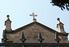 Iglesia Christian Symbol Religion Foto de archivo libre de regalías