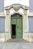 Iglesia cisterciense en Szekesfehervar, Hungría Foto de archivo libre de regalías