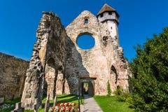 Iglesia cisterciense vieja en Carta, Rumania Foto de archivo