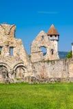 Iglesia cisterciense vieja en Carta, Rumania Imágenes de archivo libres de regalías