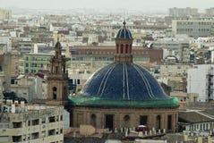 Iglesia - ciudad Valencia Fotografía de archivo libre de regalías