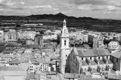 Iglesia Colegial Basilica de Santa Maria Royalty Free Stock Images