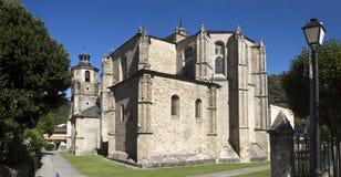 Iglesia colegial de Santa María Fotos de archivo