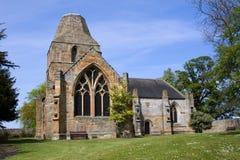 Iglesia colegial de Seton, Edimburgo, Escocia Imagen de archivo