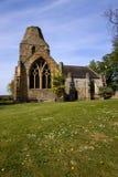 Iglesia colegial de Seton, Edimburgo, Escocia Fotos de archivo libres de regalías