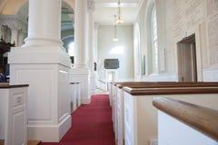 Iglesia conmemorativa de Harvard Imagen de archivo