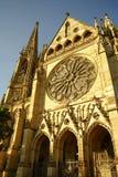 Iglesia conmemorativa de la protesta en Speyer Foto de archivo libre de regalías