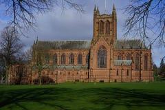 Iglesia conmemorativa, Dumfries, Escocia imagen de archivo libre de regalías