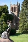 Iglesia conmemorativa, Dumfries, Escocia fotografía de archivo libre de regalías