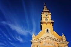 Iglesia cristiana Imagen de archivo libre de regalías