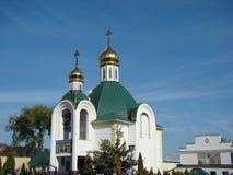 Iglesia cristiana fotos de archivo