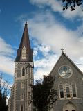 Iglesia cruzada santa, Kenmare, Irlanda Imagen de archivo