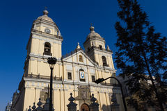 Iglesia de Σαν Φρανσίσκο Στοκ φωτογραφία με δικαίωμα ελεύθερης χρήσης