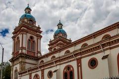 Iglesia de Σαν Φρανσίσκο de Sinincay Στοκ Εικόνες