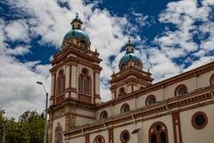 Iglesia de Σαν Φρανσίσκο de Sinincay Στοκ Φωτογραφίες