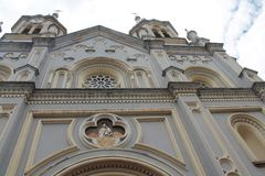 Iglesia de Сан Альфонс, Cuenca, эквадор стоковое фото