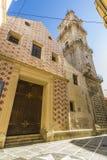 Iglesia de Сан-Хуан, Малага Стоковые Фото