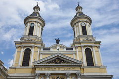 Iglesia de Сан Ignacio Стоковое фото RF