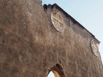 Iglesia de Agia Triada Foto de archivo