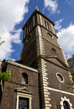 Iglesia de Aldgate del St. Botolph en Londres imágenes de archivo libres de regalías