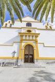 Iglesia De Alhaurin De los angeles Torre, Malaga zdjęcia stock