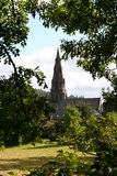 Iglesia de Ambleside. Imagen de archivo libre de regalías