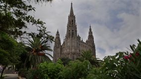 Iglesia De Arucas, mamie Canaria clips vidéos