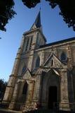 Iglesia de Bariloche Imagen de archivo libre de regalías