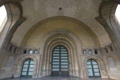 Iglesia de Basilique en Bruselas Imagen de archivo libre de regalías