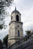 Iglesia de Bazhenov Foto de archivo