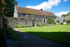 Iglesia de Beaulieu Imágenes de archivo libres de regalías