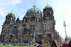 Iglesia de Berlín imagen de archivo libre de regalías