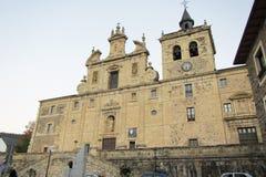 Iglesia de Bierzo Fotografía de archivo