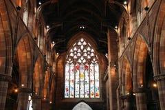 Iglesia de Birmingham Fotografía de archivo libre de regalías