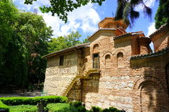 Iglesia de Boyana Foto de archivo libre de regalías