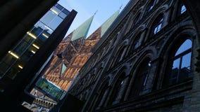 Iglesia de Bremen Foto de archivo libre de regalías