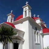 Iglesia de Capernum Fotografía de archivo libre de regalías