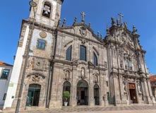 Iglesia de Carmen das Carmelitas Foto de archivo libre de regalías