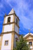 Iglesia de Castelo Branco Fotografía de archivo