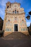 Iglesia de Cervo Imagen de archivo libre de regalías