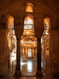 Iglesia de Chora en Estambul Fotos de archivo libres de regalías