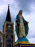 Iglesia de Chris Foto de archivo