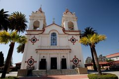 Iglesia de cinco heridas Fotografía de archivo libre de regalías