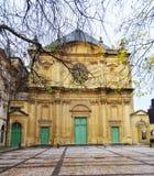 Iglesia de Clément del santo, Metz Foto de archivo libre de regalías
