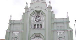 Iglesia de Colombia Cajica de la Inmaculada Concepción metrajes