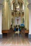 Iglesia De Coronado, Costa Rica Stockfoto