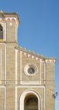 Iglesia de Cortona Imagen de archivo