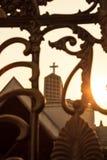 Iglesia de Cristo Imágenes de archivo libres de regalías